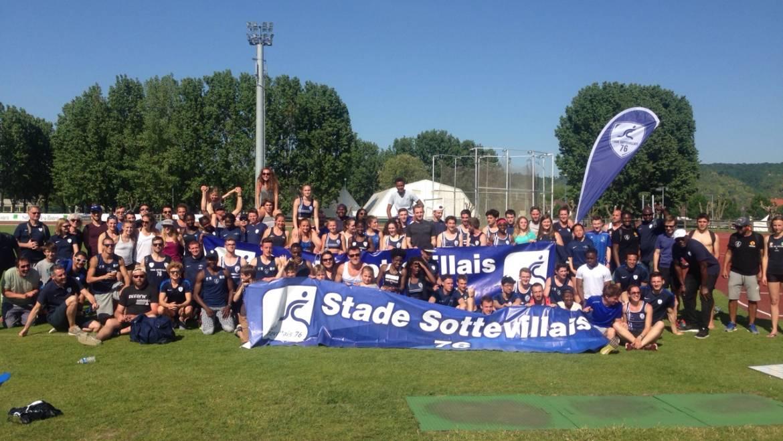 Le Stade Sottevillais 76 joue collectif !