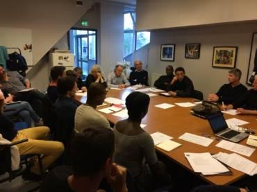 Une nouvelle présidence pour le Comité Directeur du Stade Sottevillais 76