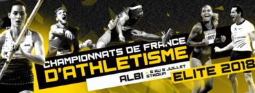 En route pour les Championnats de France Elite