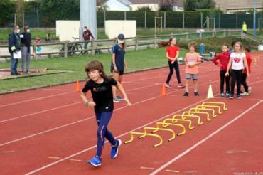 Kinder Athlétics Day