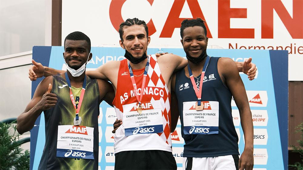 Retour sur les championnats de France Espoirs et minimes