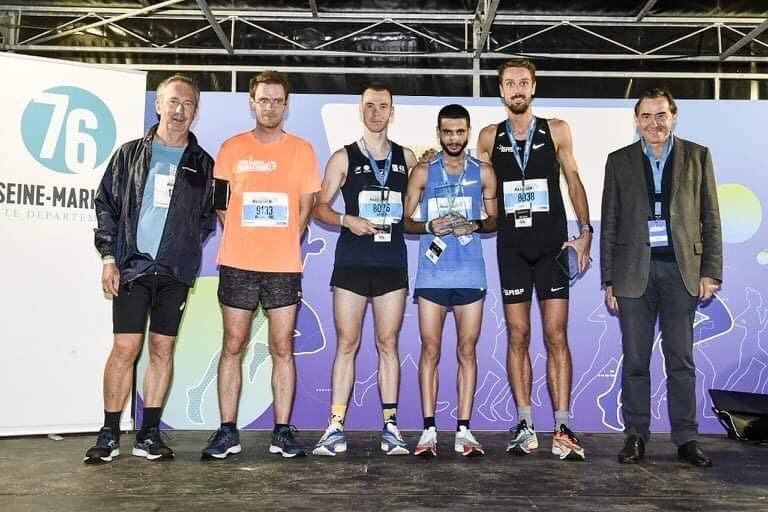 Seine-Marathon 76: Une franche réussite sur la route et en coulisse