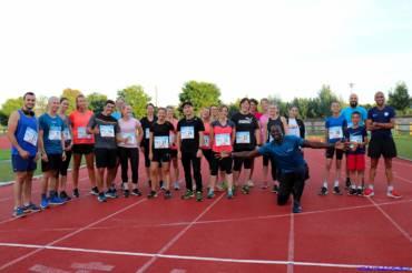 Run 2k Challenge: Une course pour le plaisir