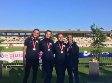 Les résultats du week-end: Minimes, perchistes et marathoniens au rendez-vous!